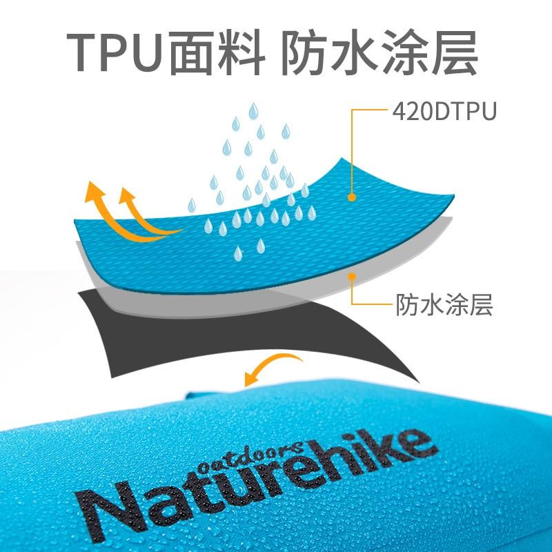 naturehike exterior dry wet separacao a prova d 03
