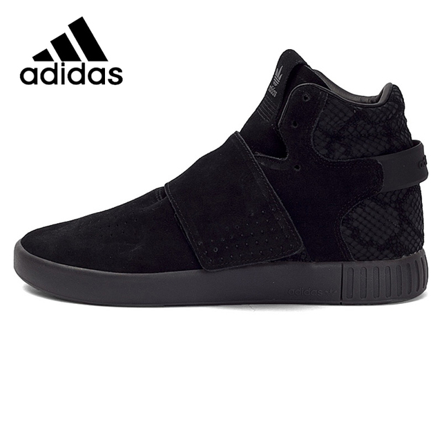 ADIDAS Original New Arrival Mens Tubular Invader Skateboarding Shoes  Stability High Quality For Men#BB8392