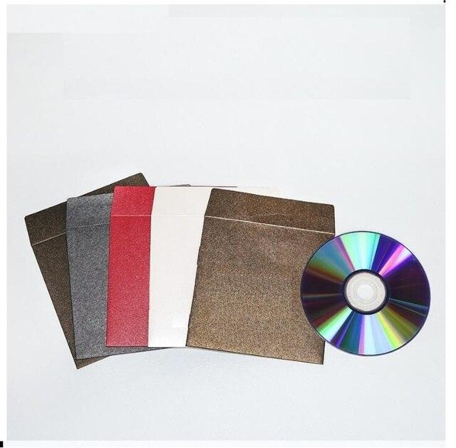 1000 cái biểu tượng Tùy Chỉnh giấy CD túi Trống DVD Trường Hợp Giấy Phong Bì Quà Tặng Túi CD Lưu Trữ Giấy Túi Bưu Thiếp Thiệp Mời thư