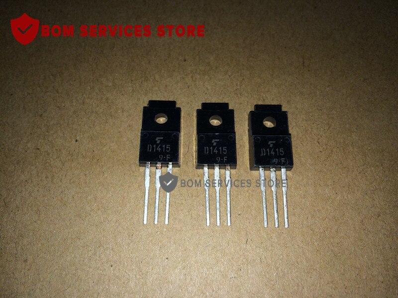 50 шт. 2SD1415 D1415 транзистор TO-220