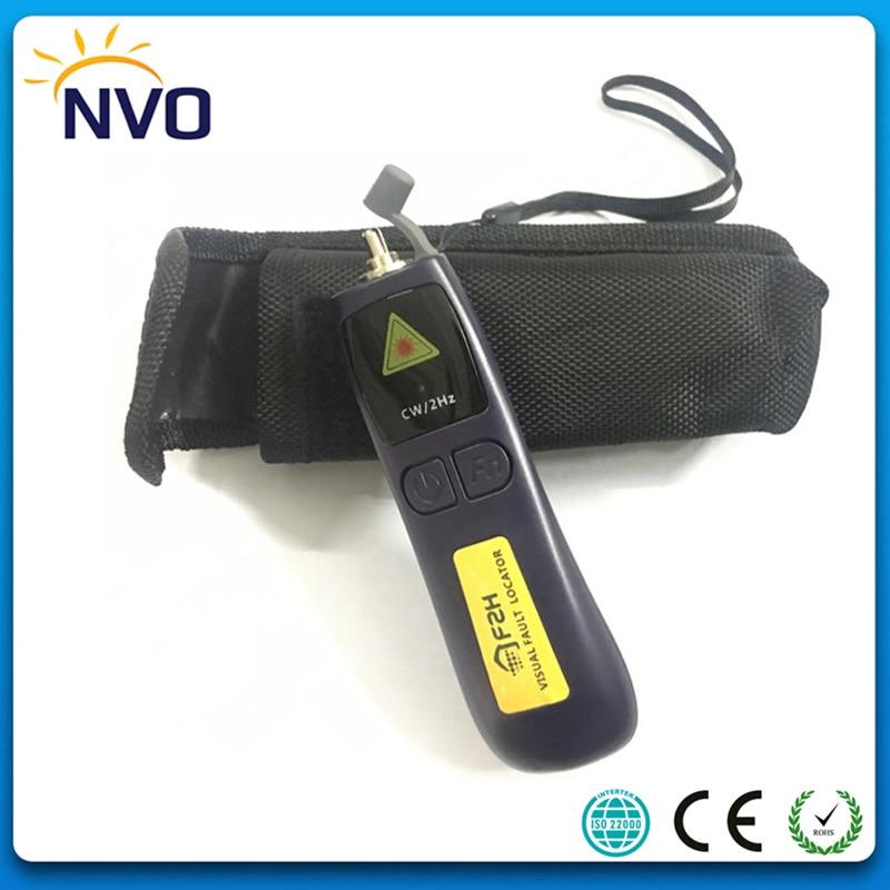 Grandway 650nm Visual Fault Locator 1mw Fiber Optic Cable Tester,650nm VLS-8 Series Mini Fiber Optical Laser Source