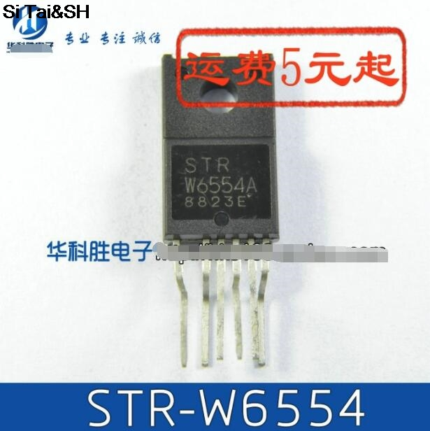 US $2 75 10% OFF|STRW6554A STR 6554A W6554-in Integrated Circuits from  Electronic Components & Supplies on Aliexpress com | Alibaba Group