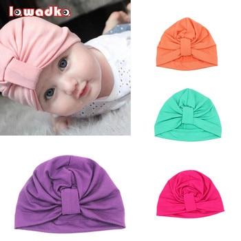 28518d02ea6 Baby Hat Children Baby Caps Cotton Unisex Girls Boys Hats Newborn  Photography Props Candy Color Beanies
