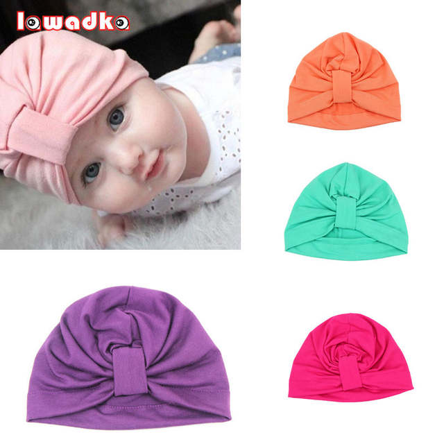 Online Shop Baby Hat Children Baby Caps Cotton Unisex Girls Boys Hats  Newborn Photography Props Candy Color Beanies Accessories  85aeb780c5b
