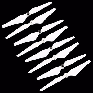 Image 1 - 8pcs 9450 Propeller for DJI Phantom 3 Advanced Standard Professional SE 2 Vision Drone Props Replacement Blade Accessory Parts