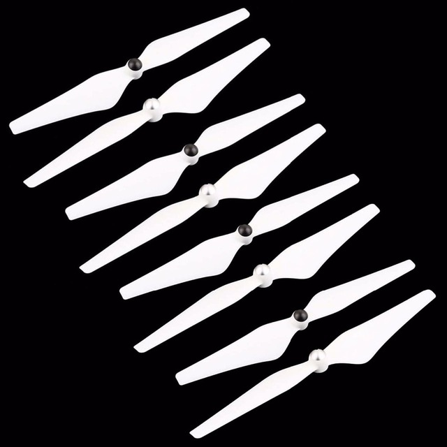 8pcs 9450 Propeller for DJI Phantom 3 Advanced Standard Professional SE 2 Vision Drone Props Replacement Blade Accessory Parts