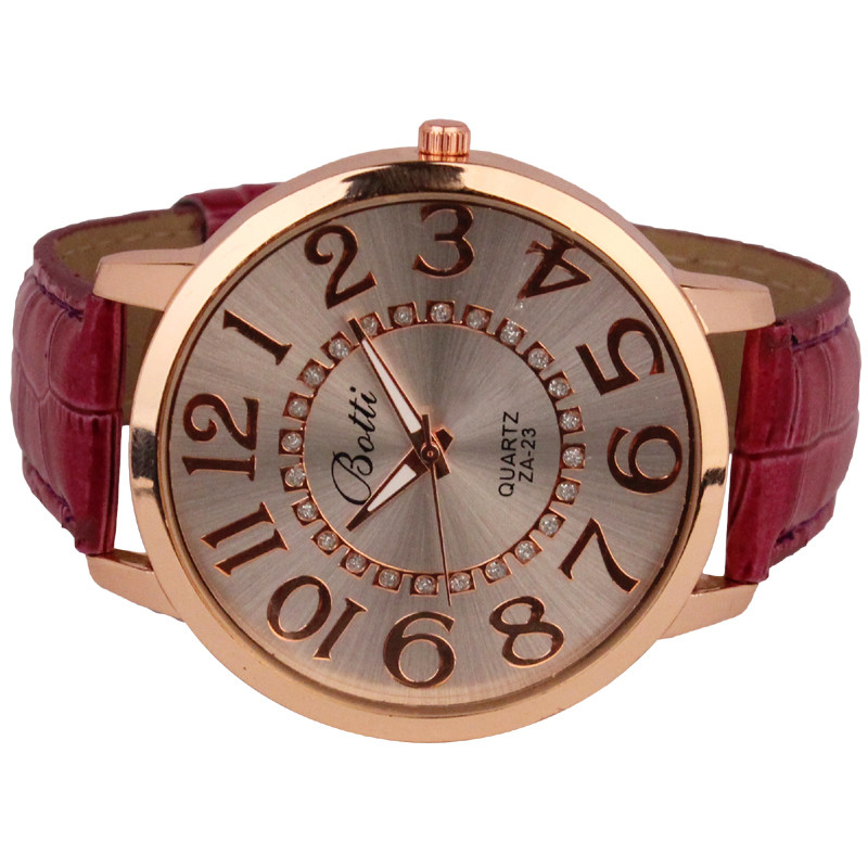 Women's watches Relogio feminino Saat Womens Fashion Numerals 2017 New Golden Dial Leather Analog Quartz Watch  for women watch for womens is classic look ladies metal case golden dial leather analog quartz fashion geneva roman numerals watches