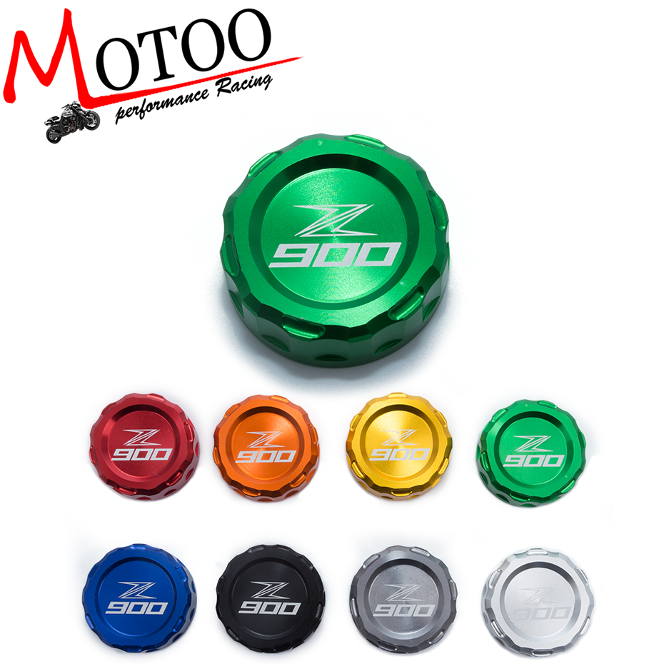 Motoo - FREE SHIPPING Hot sale For KAWASAKI Z900 Z 900 Motorcycle Accessories Rear Brake Fluid Reservoir Cap Oil Cup free shipping hot sale for kawasaki z900 z 900 motorcycle accessories rear brake fluid reservoir cap oil cup