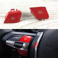 Translucent Sport Steering Wheel M1 M2 Switch Replace Button For BMW M3 M4 M5 M6 X5M X6M F80 F82 F83 F10 F06 F15 F16