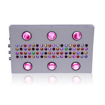Четыре режима затемнения 750 Вт 550 Вт 350 Вт полный спектр Светодиодная лампа для выращивания COB Светодиодная лампа для выращивания внутри поме...