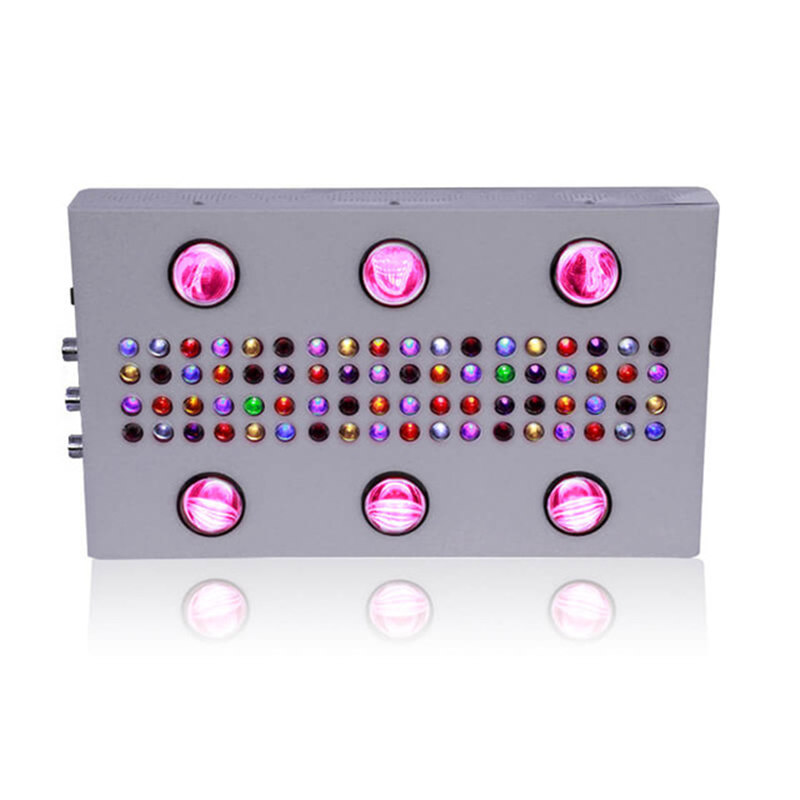 Four Modes Dimmable 750w 550w 350w Full Spectrum LED Grow Lamp COB LED Grow Light Indoor Hydroponic Greenhouse Plant Growth