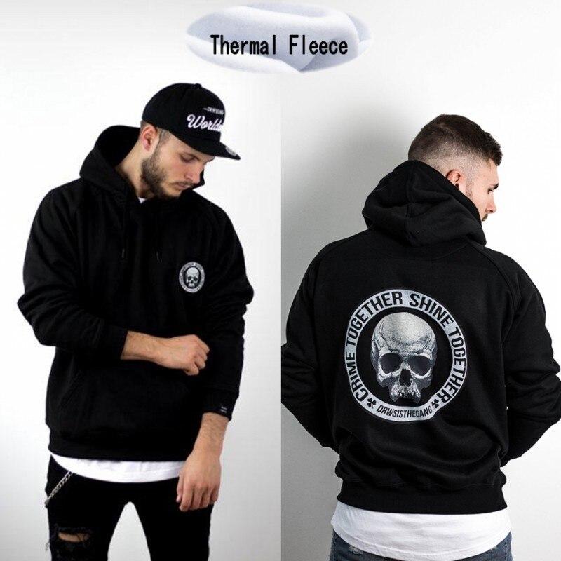 2018 Sales Good Famous Brand Fashion Mens Hoodies Long Sleeve Pullover Hoodies Men 's Thanks Hip Hop Men Hoodies Sweatshirt