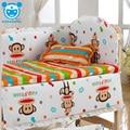 5PCS Set Newborn Baby Bedding Set For Cot Bumpers Infant Kids Bedding Set Cartoon Baby Crib Bedding Set 10 Pattens CP01