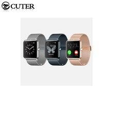 """2015 Original Z50 Luxus Smart Watch Phone Bluetooth 3,0 1,54 """"NFC Schrittzähler Schlaf Überwachung Anti Verloren Smartwatch Unterstützung SIM"""