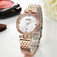 цена 2020 Fashion Women Watch Luxury Brand Diamonds Elegant Dress Wristwatches Analog Quartz Watch Sapphire Crystal Relogio Feminino онлайн в 2017 году