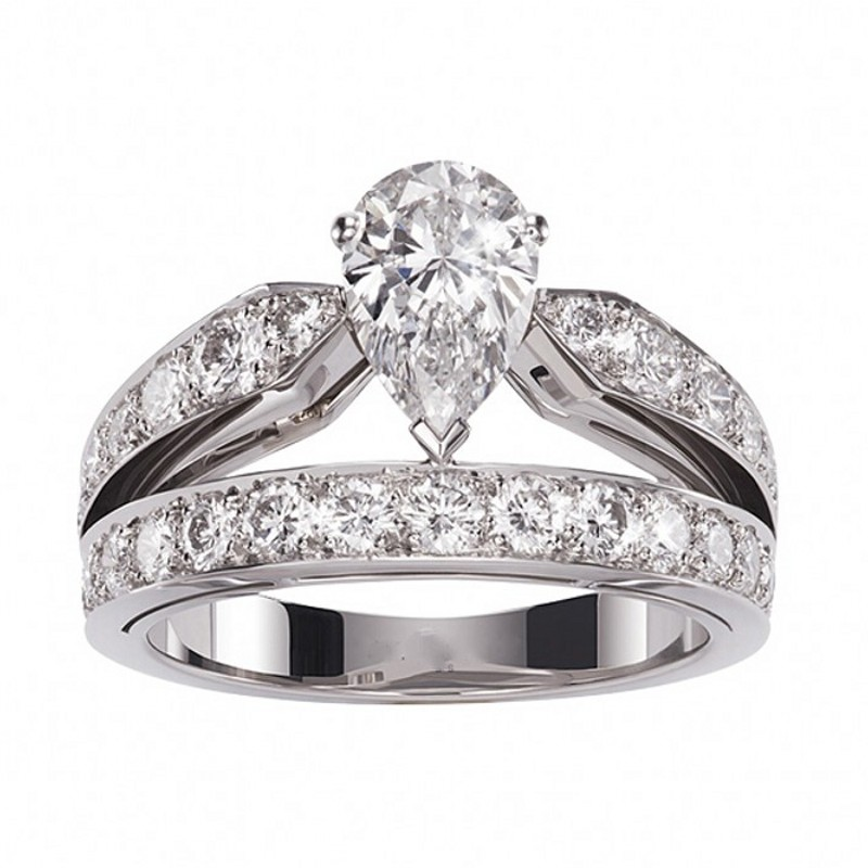 get cheap pear engagement rings aliexpress