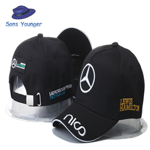 Baseball Cap Men Hats Lewis Hamiltons Power Sports Motorcycle font b Snapback b font Caps F1