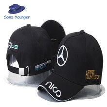 Baseball Cap Men Hats Lewis Hamiltons Power Sports Motorcycle Snapback Caps F1 Racing Sports Baseball Hats Women Snapback Caps