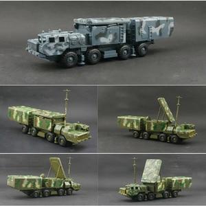 1:72 Plastic Assembled Radar System Toys S300 Ground-to-Air Radar System 30N6E2 Radar Car Learning & Educational Toys DIY Model