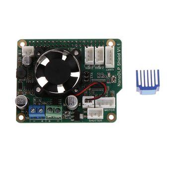 Аксессуары для 3D-принтера NanoDLP Shield V1 1 Плата расширения для  Raspberry Pi 3B