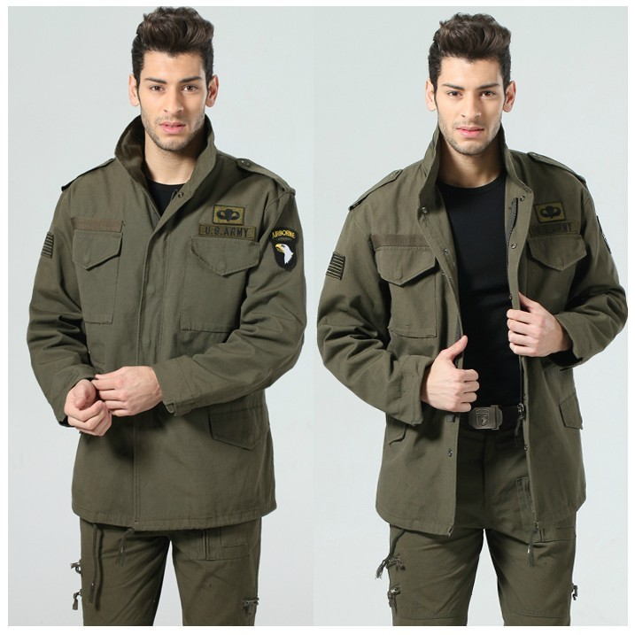 Compare Prices on M65 Military Field Jacket- Online Shopping/Buy