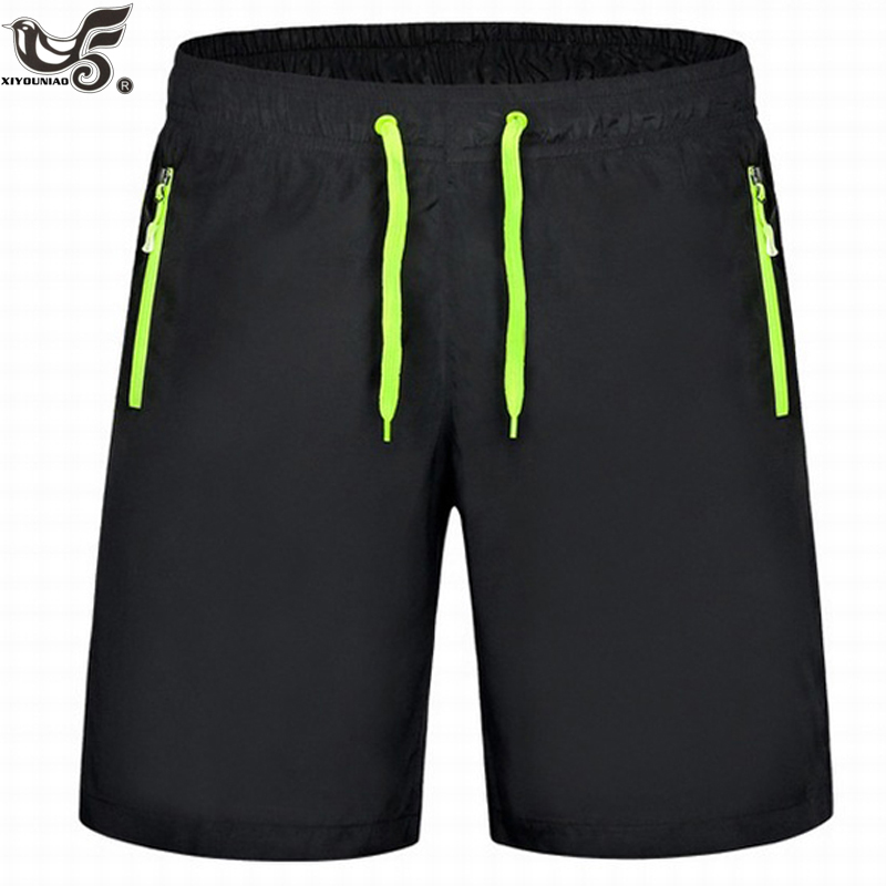 XIYOUNIAO Plus Size M~7XL 8XL 9XL Men Beach Shorts Brand Quick Drying Short Pants Casual Clothing Shorts Homme Outwear Shorts