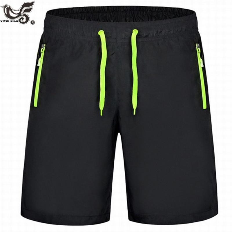 XIYOUNIAO plus size M~7XL 8XL 9XL Men Beach   Shorts   Brand Quick Drying   Short   Pants Casual Clothing   Shorts   Homme Outwear   Shorts