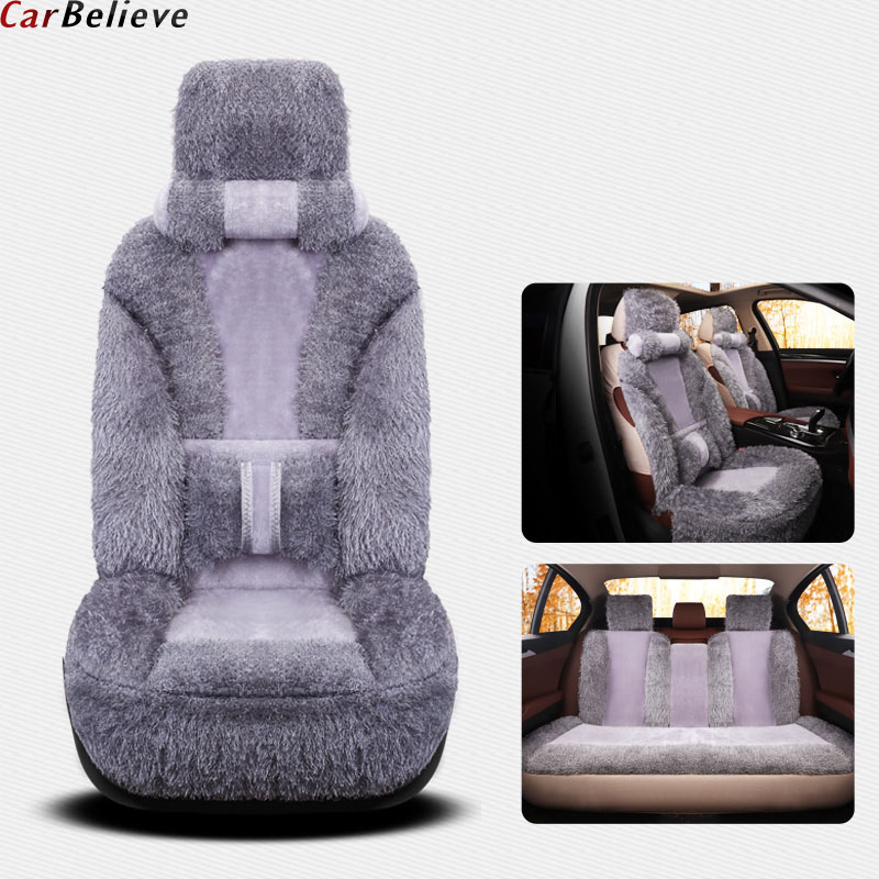 Car Believe car seat cover For hyundai solaris tucson 2017 creta getz i30 i20 accent ix35 accessories covers for vehicle seat brand leather black brown car seat cover front&rear complete seat for hyundai sonata elanter accent ix30 ix35 cushion covers