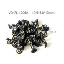 Free Shipping 100pcs Fuel injector Micro Filter For Honda Subaru engine part GSXR 1000rr K7 Fuel Injector Repair Kit VD FL 1006A