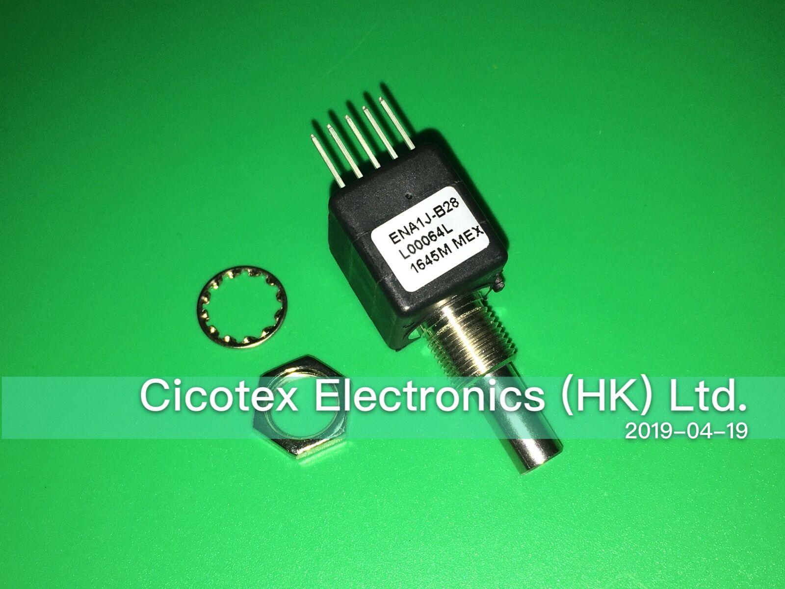 ENA1J B28 L00064L SIP5 ENA1J B28 L00064L ロータリーエンコーダ光学 64PPR ENA1J B28 L00064L ENA1JB28L00064L  グループ上の 電子部品 & 用品 からの 集積回路 の中 1