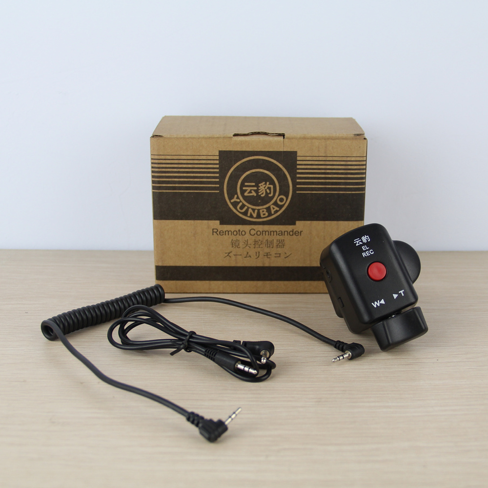 Camcorder Remote Control Zoom Camera Remote Controller for SONY CANON with LANC or ACC jack недорго, оригинальная цена