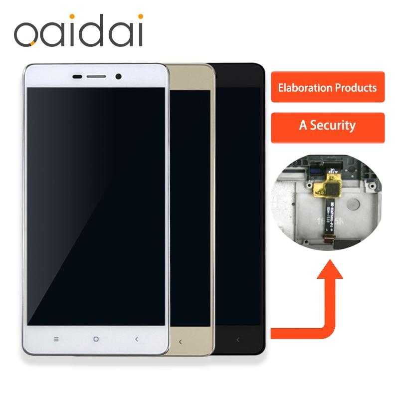 Display LCD Touch Screen Per Xiaomi Redmi 3 S 3 S Mobile Phone Lcd Per Xiaomi Redmi 3 S 3 Lcd Gruppo schermo Digitalizzatore parti