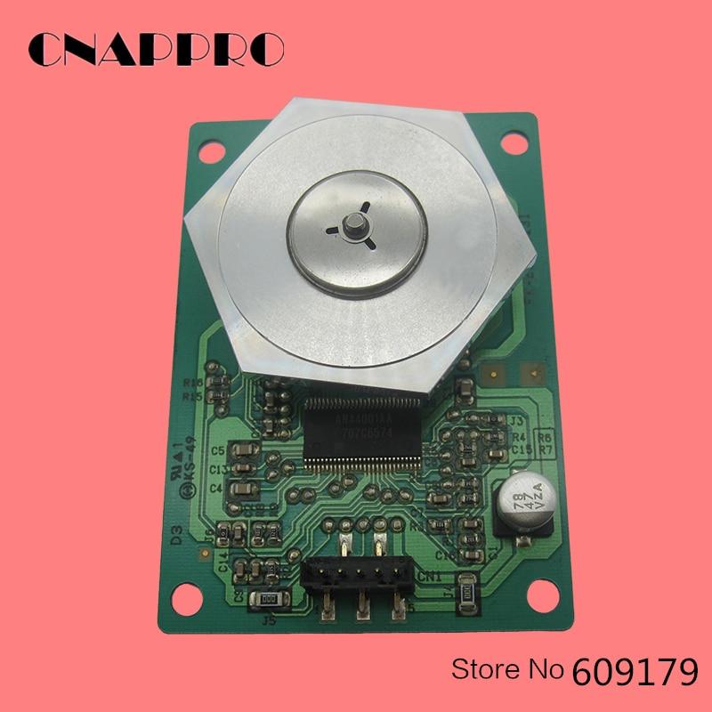 CNAPPRO 1pcs/lot RMOTN0055QSPZ For Sharp ARM257 ARM317 Polygon Mirror Motor genuine recycle ax06 0396 ax060396 ax06 0318 ax060318 polygon mirror motor for gestetner dsc 520 525 530 mpc 2000 2500 2800 part
