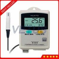 Цифровой Термогигрометр s100 ex + + Внешняя Сенсор цифровой USB Температура влажность Регистратор Регистраторы Регистратор данных