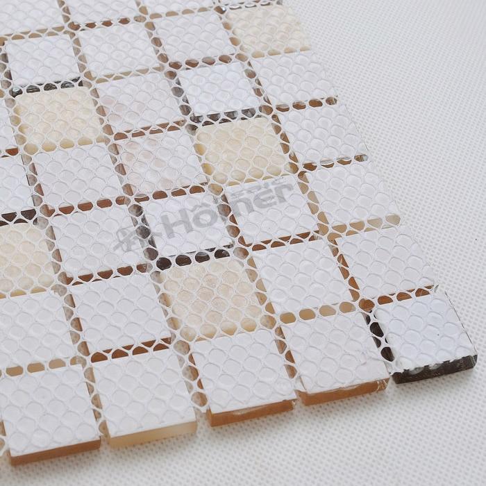 Express Versandkostenfrei Hellbraun Kristall Und Marmor Mosaik - Fliesen hellbraun