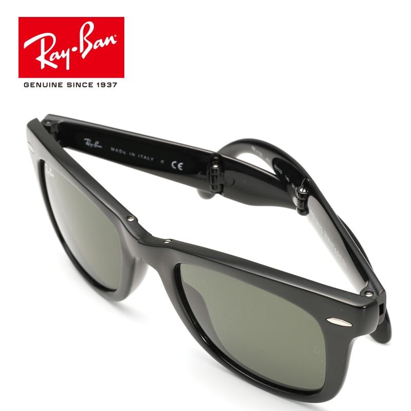 1d2a771913 Rayban Original Foldable Square Sunglasses Lens Eyewear Accessories Sun  Glasses classic prescription RB4105-710