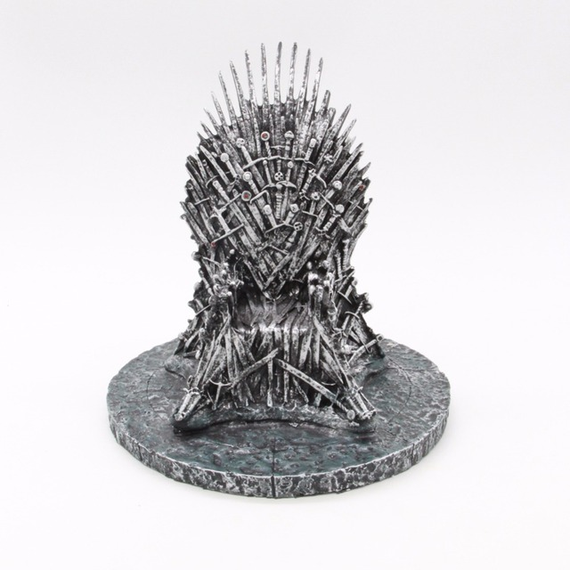 """The Iron Throne Model """"Game of Thrones"""" 4"""