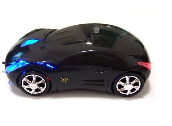 VIP PRICE! Car Shape USB 3D Optical Mouse Mice  Free Shipping Wholesale