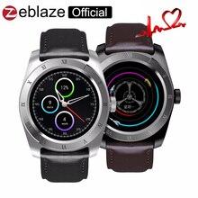 [Superventas] zeblaze classic smart watch ips apoyo de pantalla monitor de ritmo cardíaco bluetooth smartwatch para apple ios android