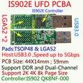Высококачественный LGA52/TSOP48 USB FLASH DRIVE PCBA, USB3.0 IS902E PCBA, PENDRIVE PCBA, DIY ФЛЭШ-НАКОПИТЕЛЯ USB PCBA, LGA52 паяных соединений КОНСЕРВЫ
