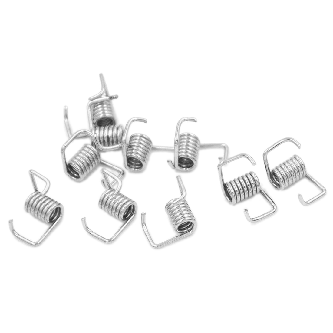 3D Printer Parts 10Pcs Locking Spring Tensioner For Reprap 3D Printer Part MXL GT2 Timing Belt Tensioner Spring
