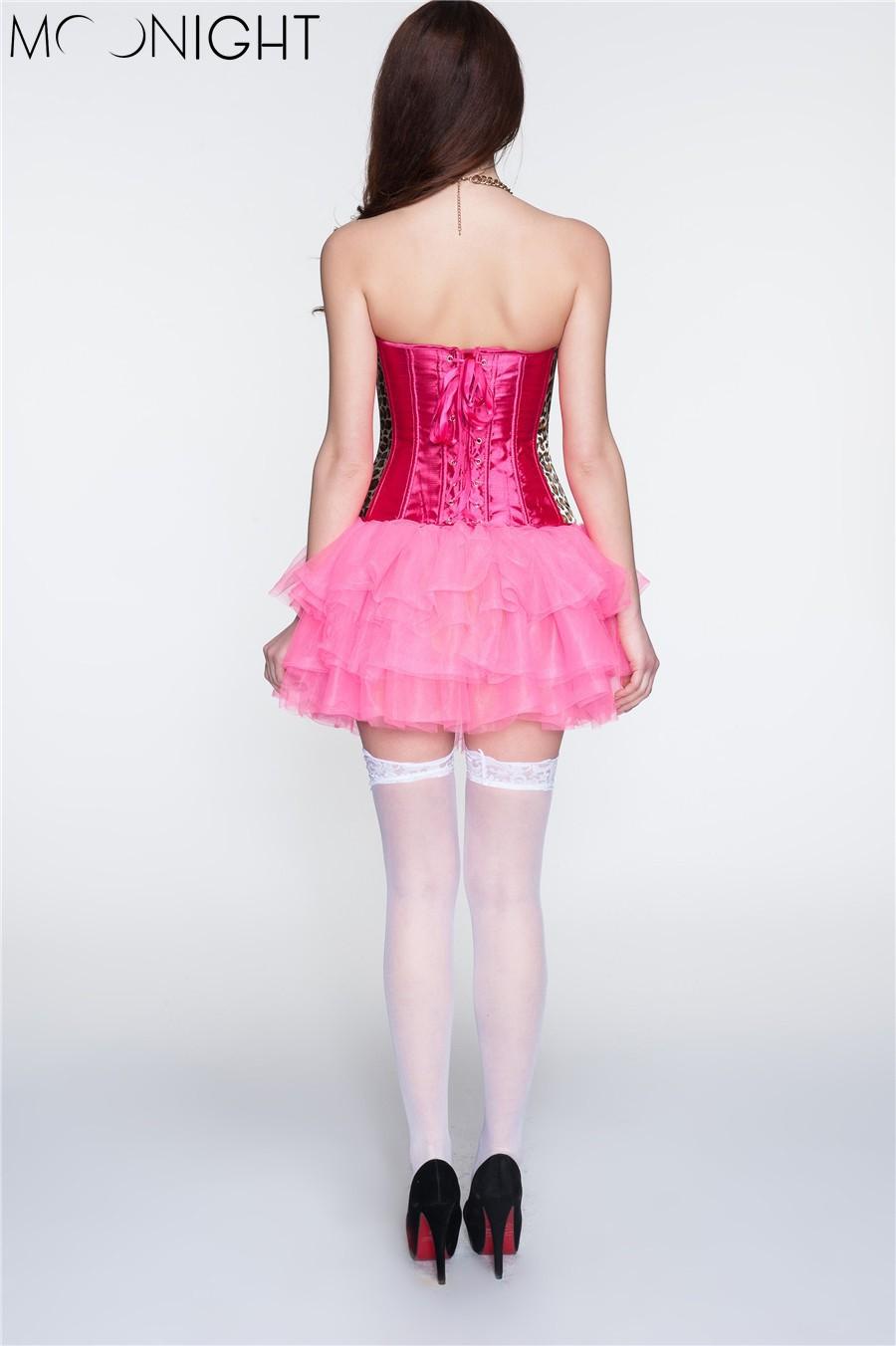 1174 corset+5060pink skirt-2