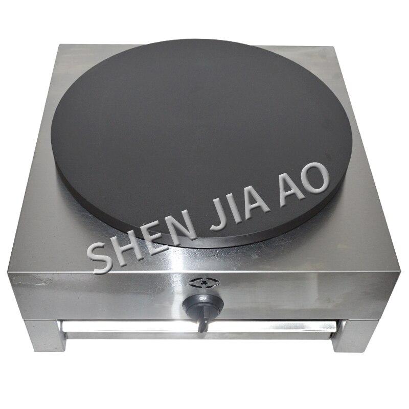 Máquina de gofres para uso doméstico, máquina de pan eléctrica a Gas, máquina de hacer crepé FYA-1.R - 6