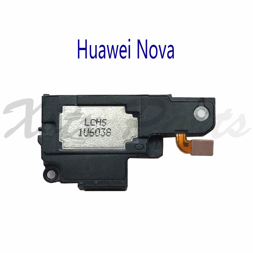10PCS Original Tested Loudspeaker Buzzer Ringer Flex For Huawei Nova Loud Speaker Flex Cable Repair Parts