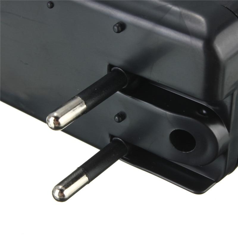 Carregadores universal plug ue 18650 carregador Marca : Leory