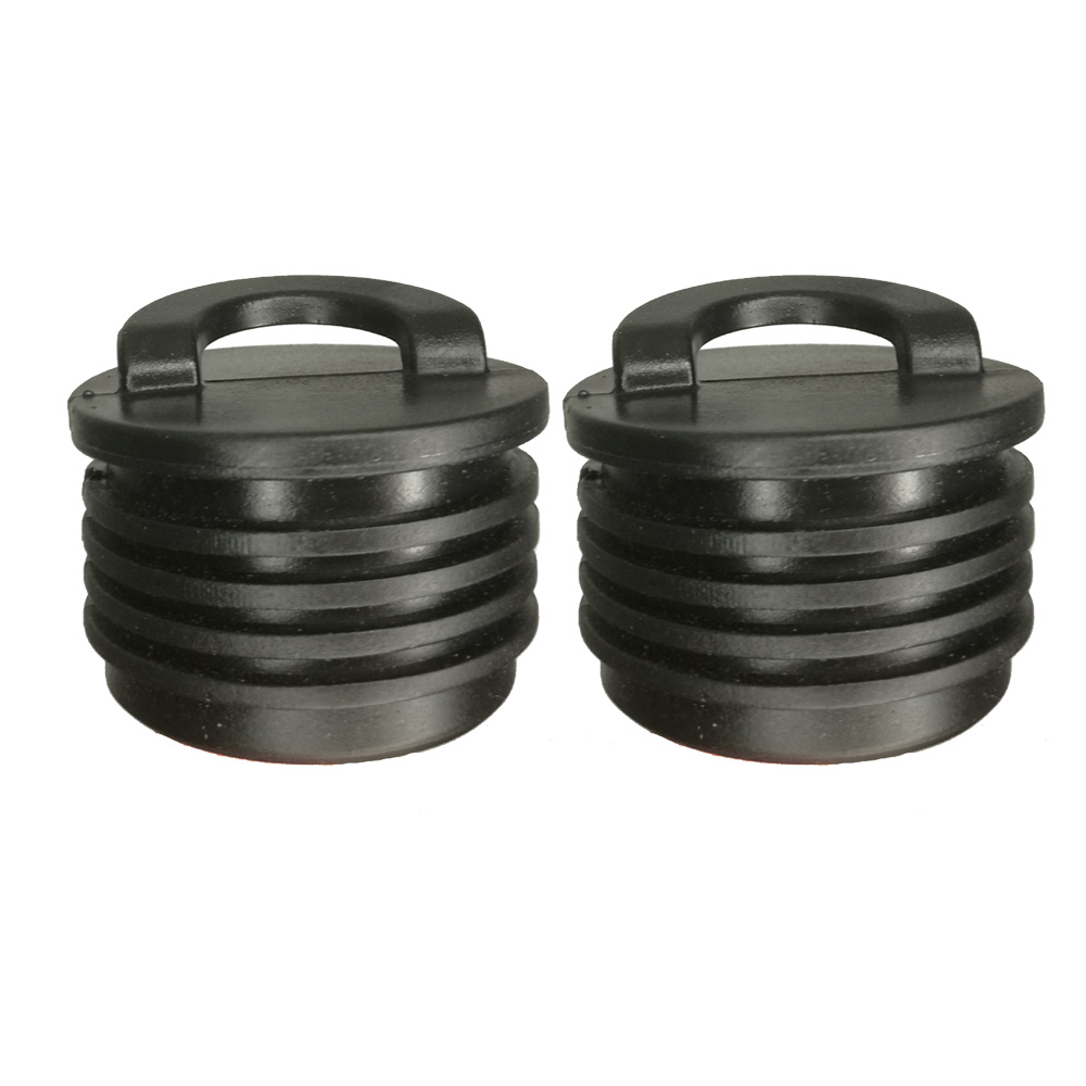 Marine Boat Kayak Scupper Stopper Rubber Bungs Drain Holes Plugs Water Prevent Kayaking Accessories