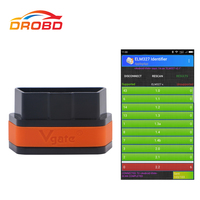 100% Original Vgate ICar2 ELM327 Real 2.1 ICar 2 WiFi OBD2 Scanner Diagnostic Tool Work with IOS and Android OBD2 Scan Tool