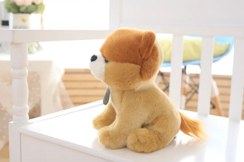 1 шт. 35 см мэн домашнее животное шиба ину плюшевые игрушки куклы, моделирования мопс тедди собака хаски игрушки куклы, детские игрушки, подарок на день рождения ребенку