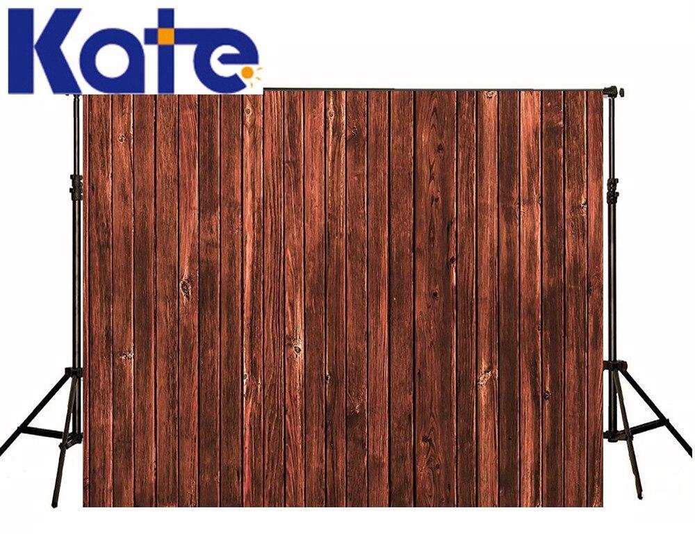 Arrière-plans de photographie vieux bois brun bois brique arrière-plans de mur pour Photo Studio Ntzc-140