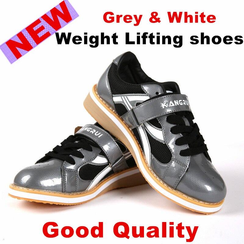 Haute qualité haltérophilie chaussures hommes de GYM Fitness equipment CrossFit Poids de levage chaussures relevage Formation concurrence sneaker